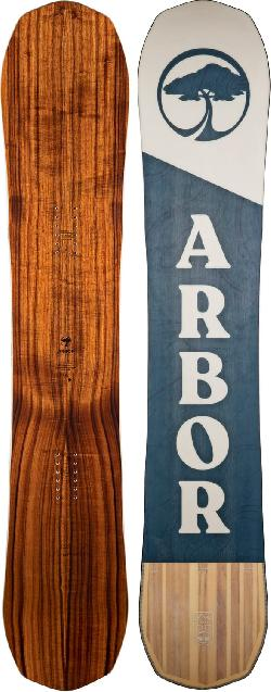 Arbor 25 Year Element Camber Wide Snowboard