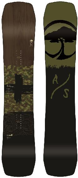 Arbor Westmark Camber Frank April Edition Snowboard