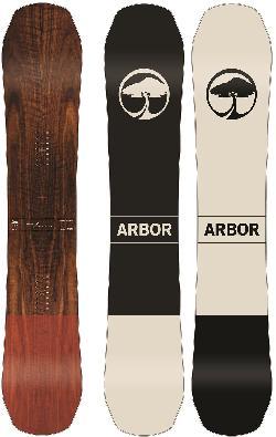 Arbor Coda Rocker Snowboard