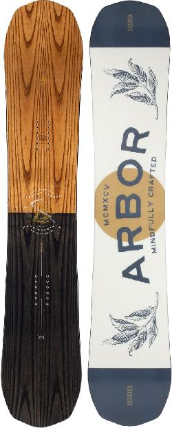 Arbor Element Camber Midwide Snowboard