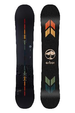 Arbor Formula Camber Midwide Snowboard
