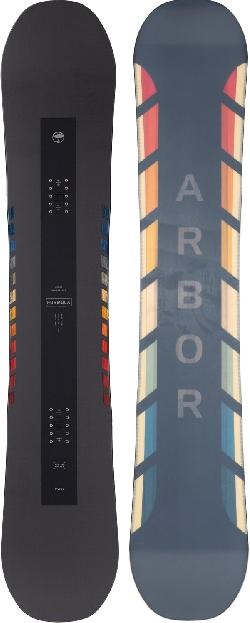 Arbor Formula Rocker Midwide Snowboard