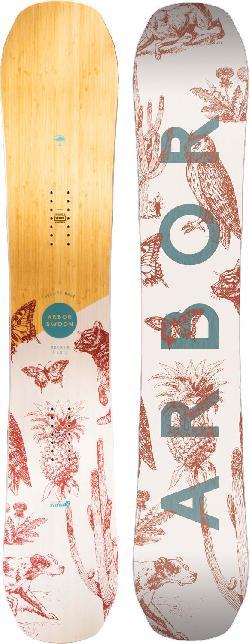 Arbor Swoon Rocker Snowboard