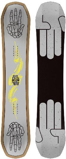Bataleon Evil Twin Snowboard
