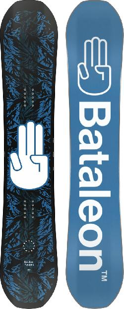 Bataleon Fun.Kink Wide Snowboard
