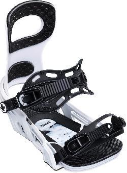Bent Metal Joint Snowboard Bindings