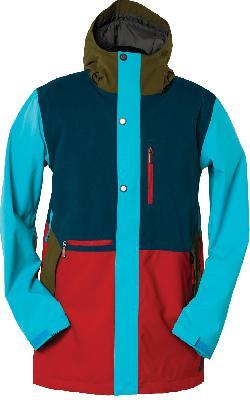 Bonfire Bagby Snowboard Jacket
