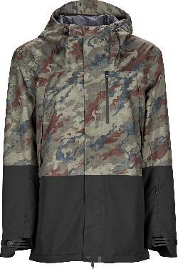 Bonfire Control Stretch Snowboard Jacket