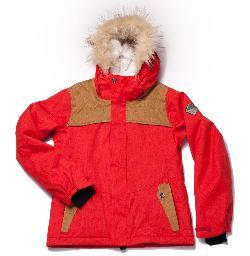 Bonfire Holladay Snowboard Jacket