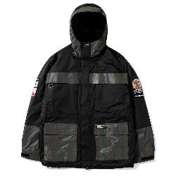 BSRabbit X JPTRPEPL Mountain Pow Snowboard Jacket