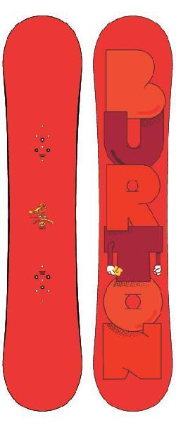 Burton Super Hero Smalls Snowboards