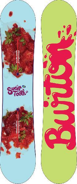 Burton Sweet Tooth Snowboard