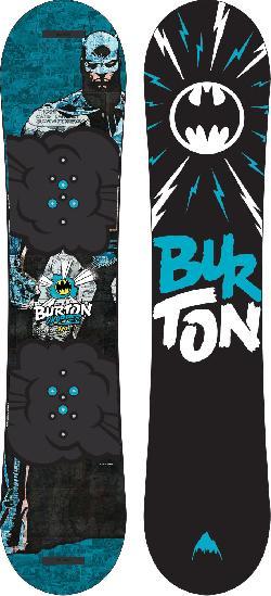 Burton Chopper DC Comics Blem Snowboard