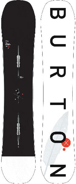 Burton Custom X Flying V Snowboard