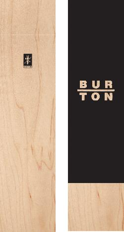 Burton DIY Throwback Snowboard