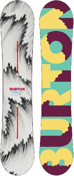 Burton Feelgood Blem Snowboard