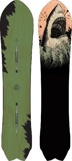 Burton Fish Snowboard