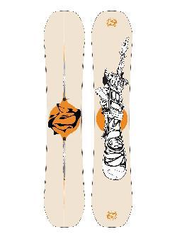 Burton Free Thinker Wide Snowboard