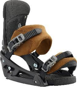 Burton Malavita EST Leather Snowboard Bindings