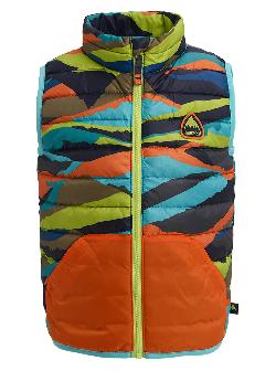 Burton Minishred Evergreen Insulator Blem Vest