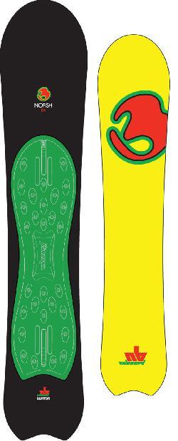 Burton No Fish Snowboard