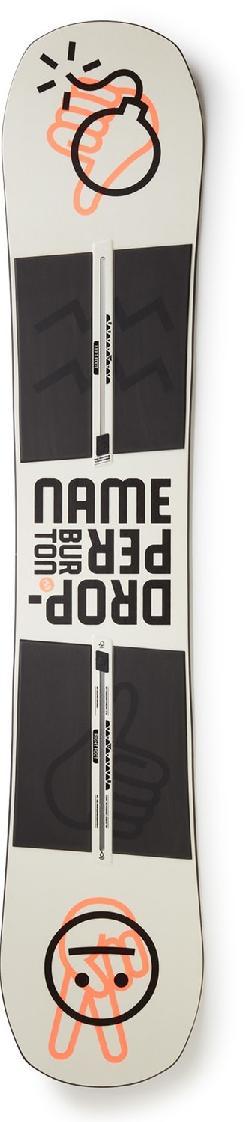 Burton Name Dropper Blem Snowboard