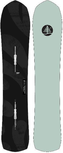 Burton Family Tree Straight Chuter Snowboard