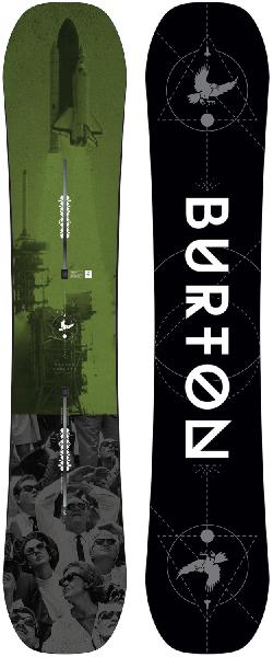 Burton Process Flying V Wide Snowboard