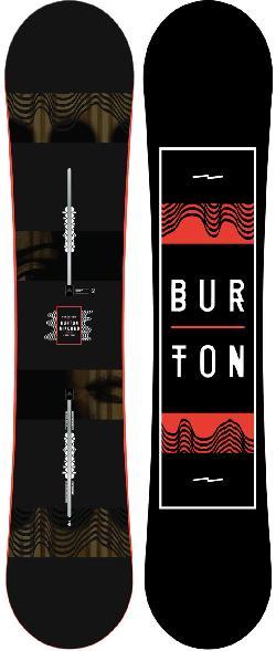 Burton Ripcord Wide Snowboard