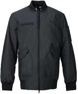 Burton Undefeated X Alpha Industries MA-1 Flight Snowboard Jacket