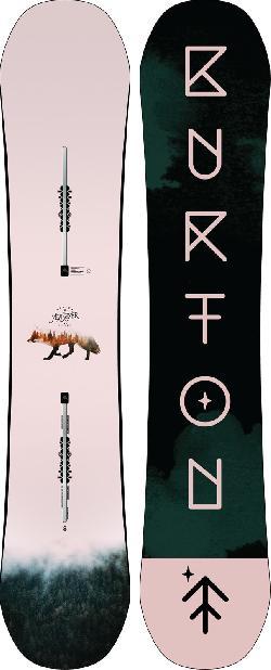 Burton Yeasayer Flying V Snowboard