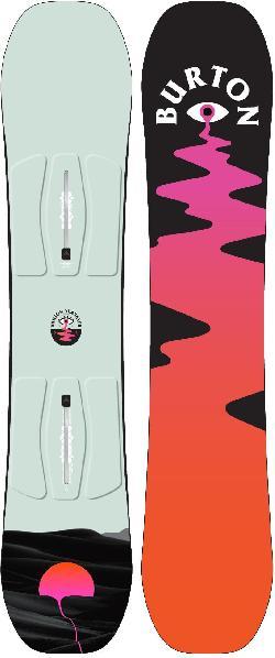 Burton Yeasayer Smalls Snowboard