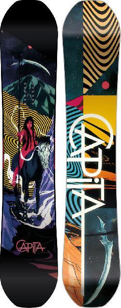 CAPiTA Indoor Survival Snowboard