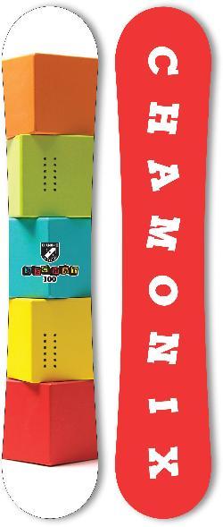 Chamonix Bechat Blem Snowboard
