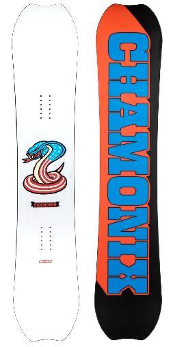 Chamonix Cobra LTD Wide Snowboard