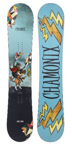 Chamonix Electro Sock Snowboard
