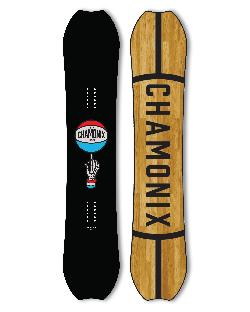 Chamonix JV Squad Snowboard