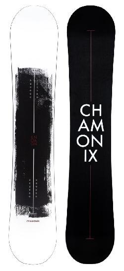 Chamonix Lognan Snowboard