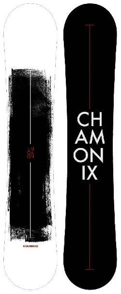 Chamonix Lognan Wide Snowboard