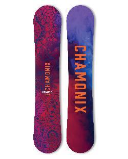 Chamonix Miage Snowboard