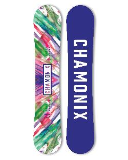 Chamonix Morzay Blem Snowboard