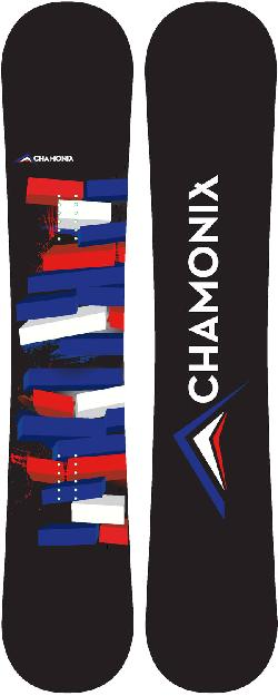 Chamonix Servoz Snowboard