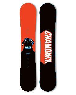 Chamonix S.O.B. Snowboard