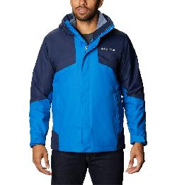 Columbia Bugaboo II Fleece Interchange Asian Regular Fit Snowboard Jacket