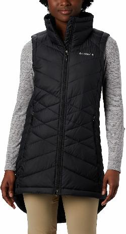 Columbia Heavenly Long Vest