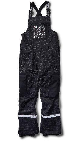 DC X 40s & Shorties Revival Bib Snowboard Pants