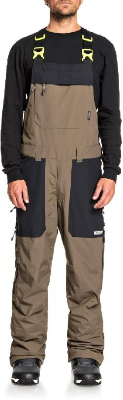DC Brigade Bib Snowboard Pants