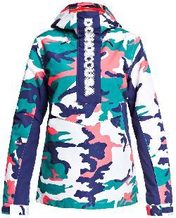 DC Envy Anorak Snowboard Jacket