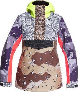 DC Envy Anorak SE Snowboard Jacket