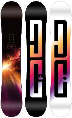 DC W. Ply Snowboard